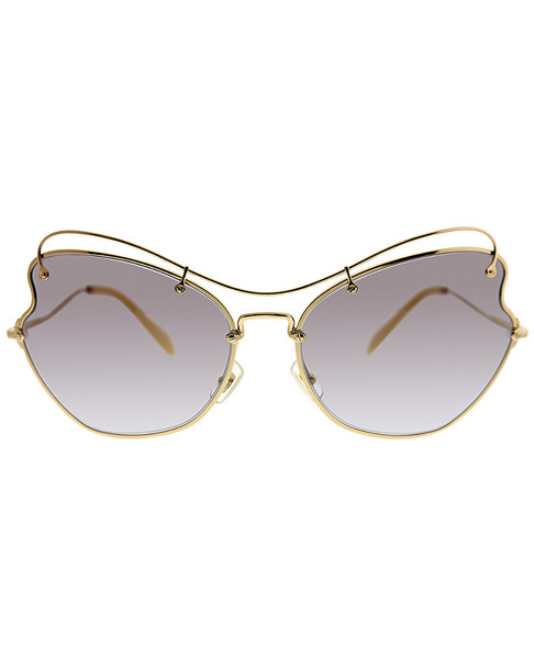 Miu Miu Women's cat-eye 65mm Sunglasses~11110753940000