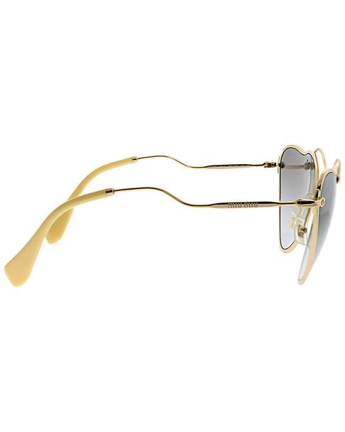 Miu Miu Women's cat-eye 65mm Sunglasses~11110753990000