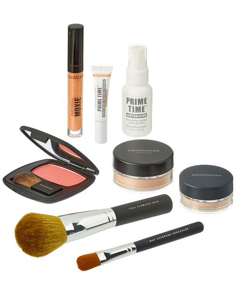bareMinerals 8pc Return to Radiance Illuminating Collection for Face~11111347360000