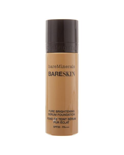 bareMinerals 1oz #10 Bare Buff BareSkin Pure Brightening Serum Foundation~11111347560000
