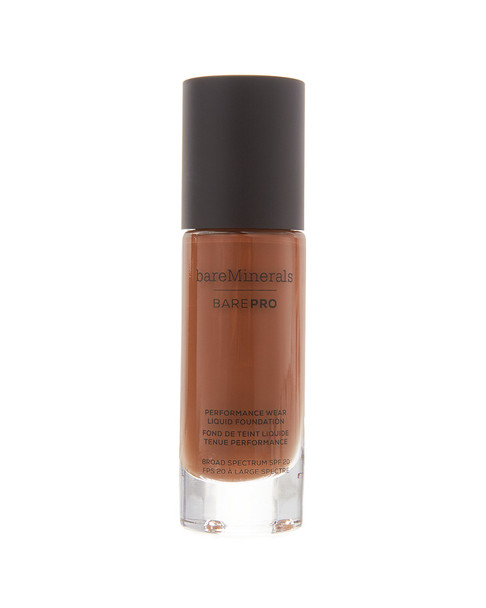 bareMinerals 1oz #30 Cocoa barePro Performance Wear Liquid Foundation~11111348210000
