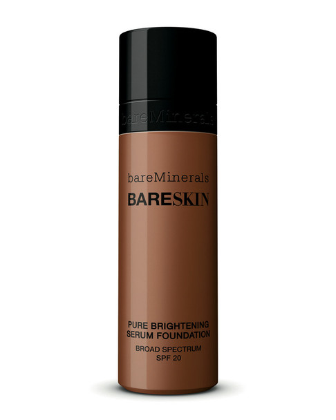 bareMinerals 1oz #20 Bare Mocha bareSkin Pure Brightening Serum Foundation~11111348390000
