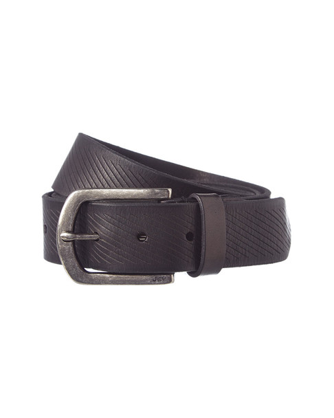 John Varvatos Star U.S.A. Adjustable Leather Belt~1159156152