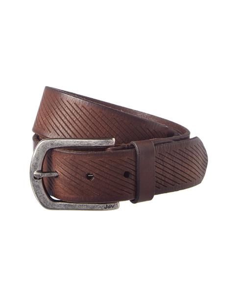 John Varvatos Star U.S.A. Adjustable Leather Belt~1159156153