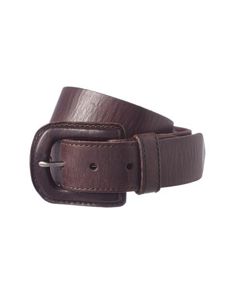 John Varvatos Star U.S.A. Adjustable Leather Belt~1159156155