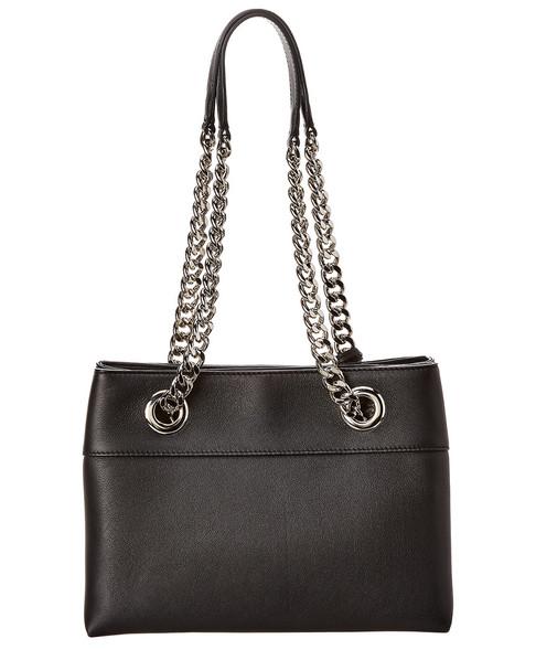Valentino by Mario Valentino Kali Sauvage Leather Shoulder Bag~11600242780000
