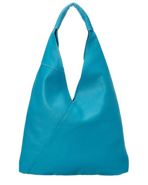Jijou Capri Giselle Leather Tote~1160164143