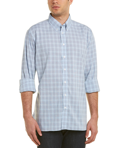 Turnbull & Asser Regular Fit Dress Sportshirt~1212171688