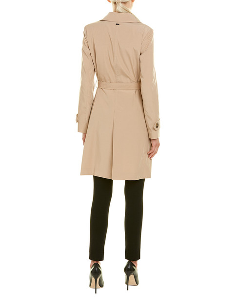 Cinzia Rocca Icons Belted Trench Coat~1411032698