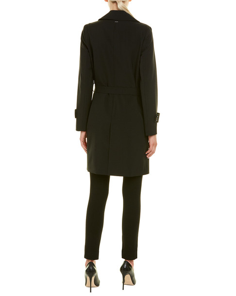 Cinzia Rocca Icons Belted Trench Coat~1411032699