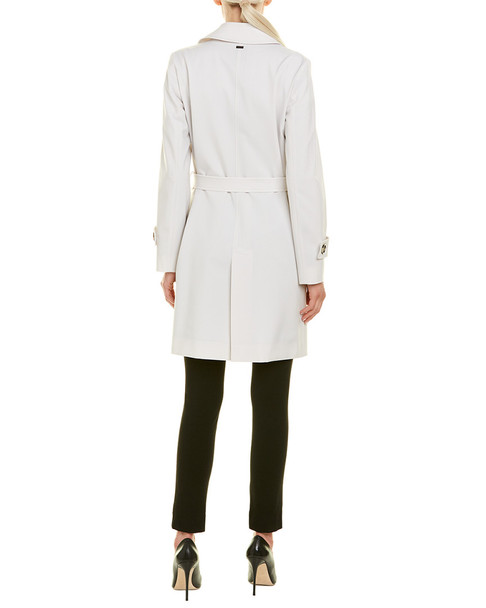 Cinzia Rocca Icons Belted Trench Coat~1411032700