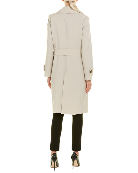 Cinzia Rocca Icons Double-Breasted Coat~1411032706