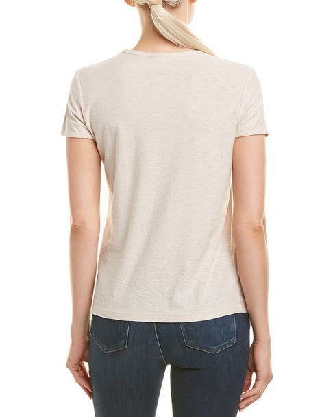 James Perse Short Sleeve Crewneck T-Shirt~1411043512