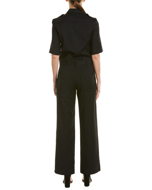 Zadig & Voltaire Agrafes Wool Jumpsuit~1411135688