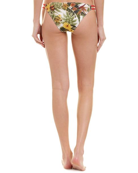 Chaser Hibiscus Jungle Bikini Bottom~1411144829