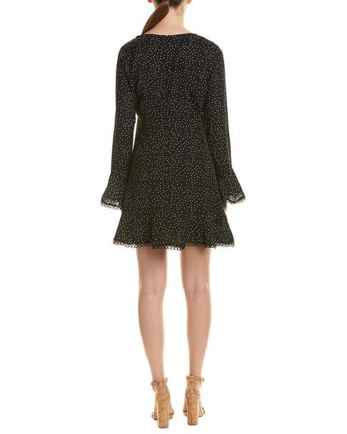 Harper Polka Dot A-Line Dress~1411161171