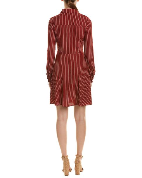 Harper Button Down A-Line Dress~1411161180