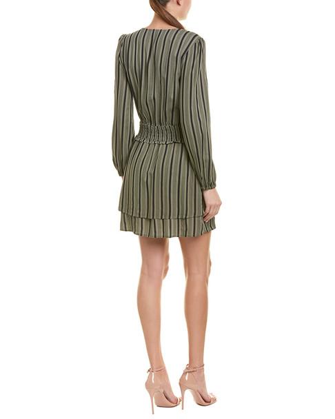 Harper Smocked A-Line Dress~1411161270