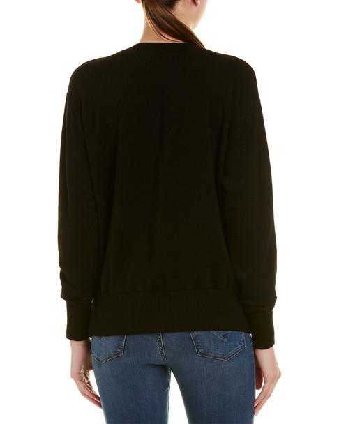 Monrow Henley Sweatshirt~1411162803