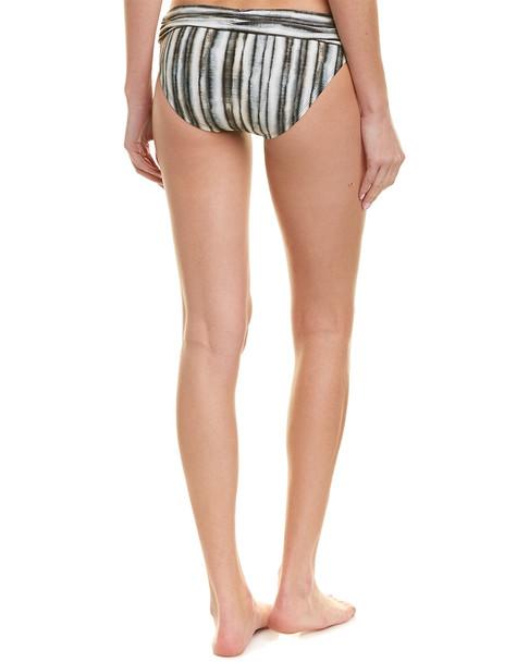 La Blanca Shirred Band Bikini Bottom~1411167451