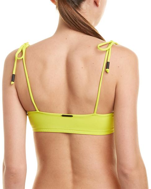 Kendall + Kylie Tie-Shoulder Bikini Top~1411180801