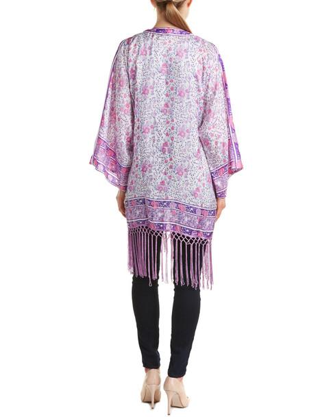 Calypso St. Barth Prudence Silk Jacket~1411243807