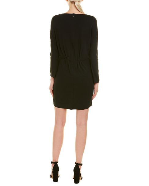 Marie Oliver Draped Mini Dress~1411270033
