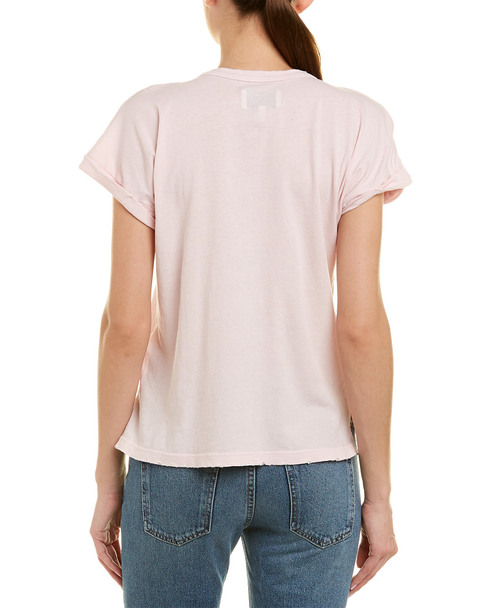 Current/Elliott The Vintage Rolled T-Shirt~1411472560