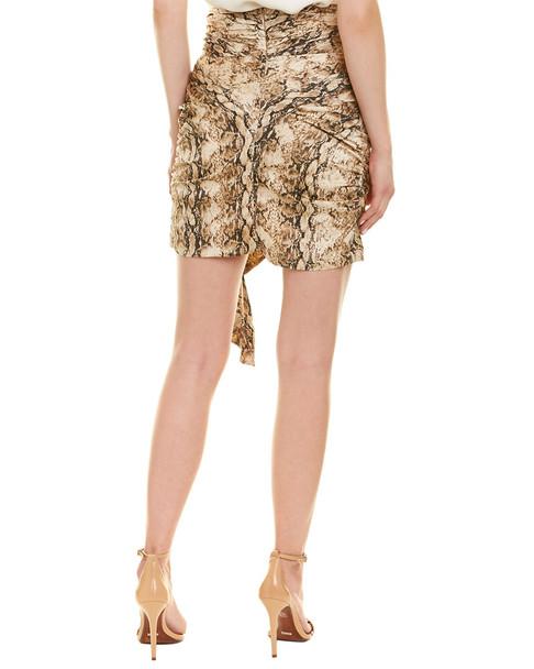 Ronny Kobo Lauryn Mini Skirt~1411523881