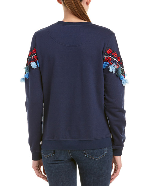 Hemant and Nandita Tassel Sweatshirt~1411588902