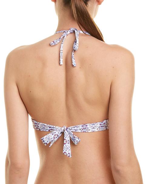 La Blanca Halter Bikini Top~1411641911