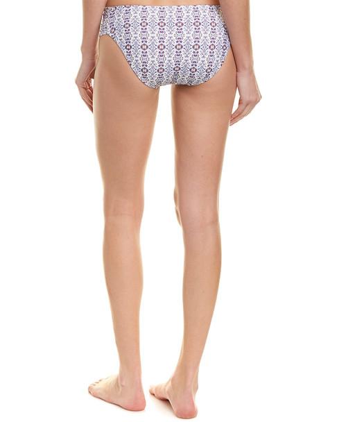 La Blanca Side Shirred Bikini Bottom~1411718914