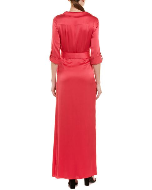 alice + olivia Bayley Draped Maxi Dress~1411742138