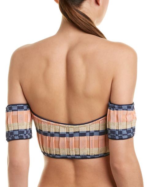 Suboo Off Shoulder Bikini Top~1411782279
