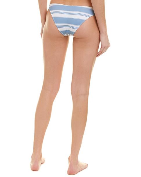Chaser Variegated Stripe Bikini Bottom~1411797071