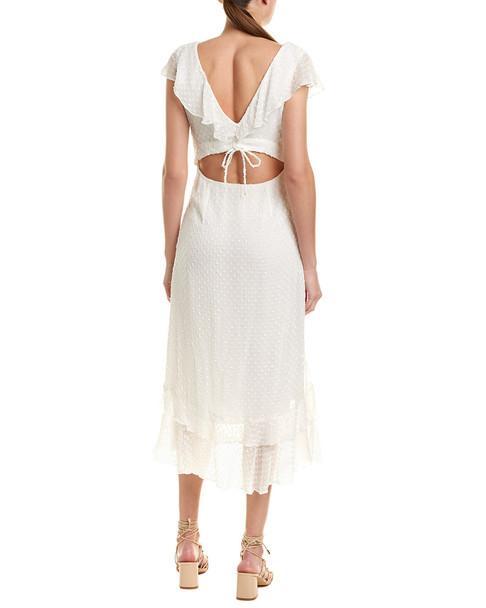 Winston White Bliss Midi Dress~1411844205