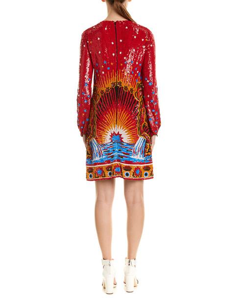 Valentino Donna Shift Dress~1411946544