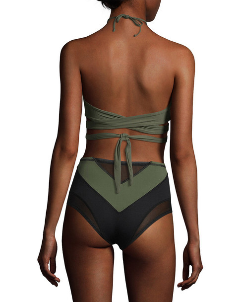 L*Space Criss Cross Bikini Top~1411964559