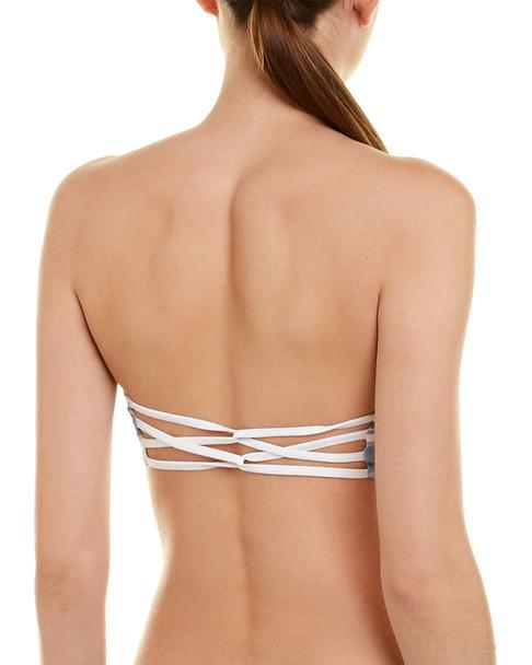 Chaser Strappy Bandeau Bikini Top~1411982210