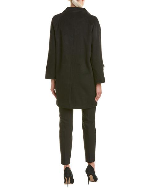 BURRYCO Wool-Blend Coat~1411983914