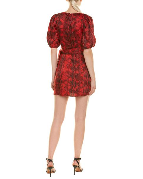 Ronny Kobo Torrey Mini Dress~1411985807