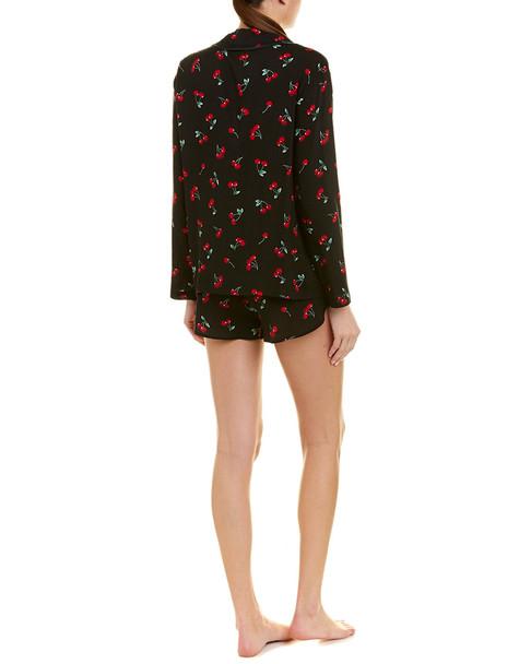 Grlbobra 2pc Pajama Short Set~1412154417