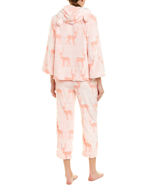 Grlbobra 2pc Pajama Pant Set~1412154437