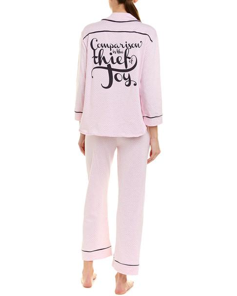 Grlbobra 2pc Pajama Pant Set~1412154441