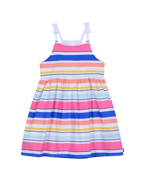 Nautica Multi Stripe Woven Dress~1511172237