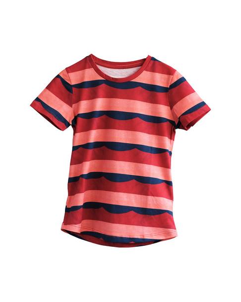 Wolf & Rita Gabriel Waves & Stripes T-Shirt~1511775782