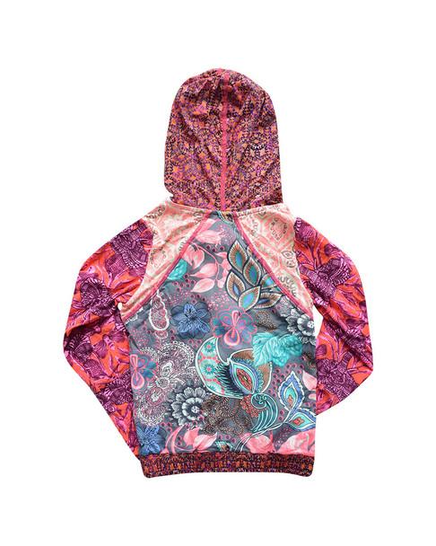 Maaji Floral Hooded Jacket~1511815577