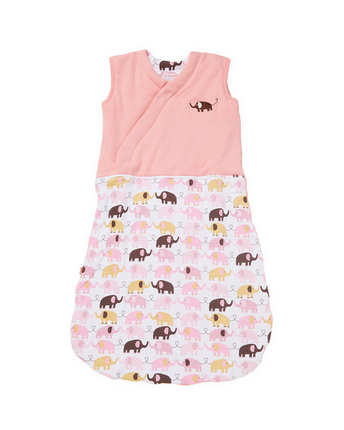 Magnetic Me By Magnificent Baby Magnetic Pink Elephant Quilted Smart Sack~1511828214