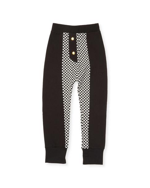 BangBang Copenhagen Party Check Pants~1511898983