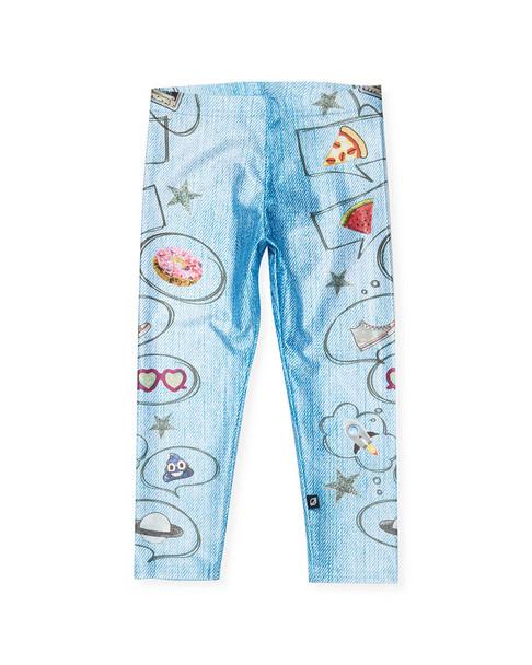 Terez Little Girl's Print Leggings~1511976920